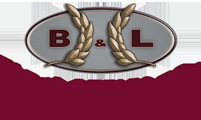 B&L Farm Services full logo